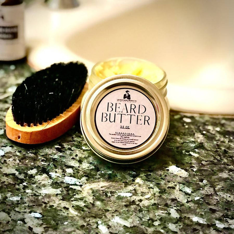 Grown Mane Products Beard Butter