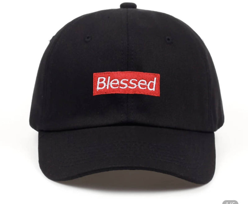 """Blessed"" -  Dad Hat"