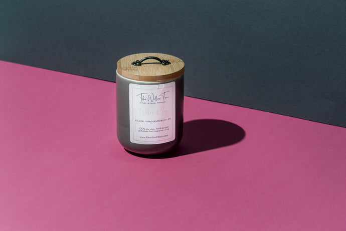 Willow & Ivy Soy Candle