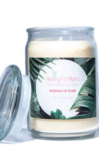 Apply Pie Scented Soy Candle