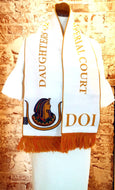 Daughters of the Imperial Court HD Woven Scarf