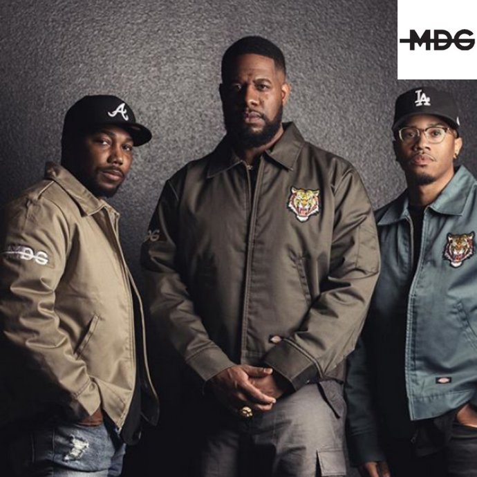 MDG Dangerous Dickies Jackets