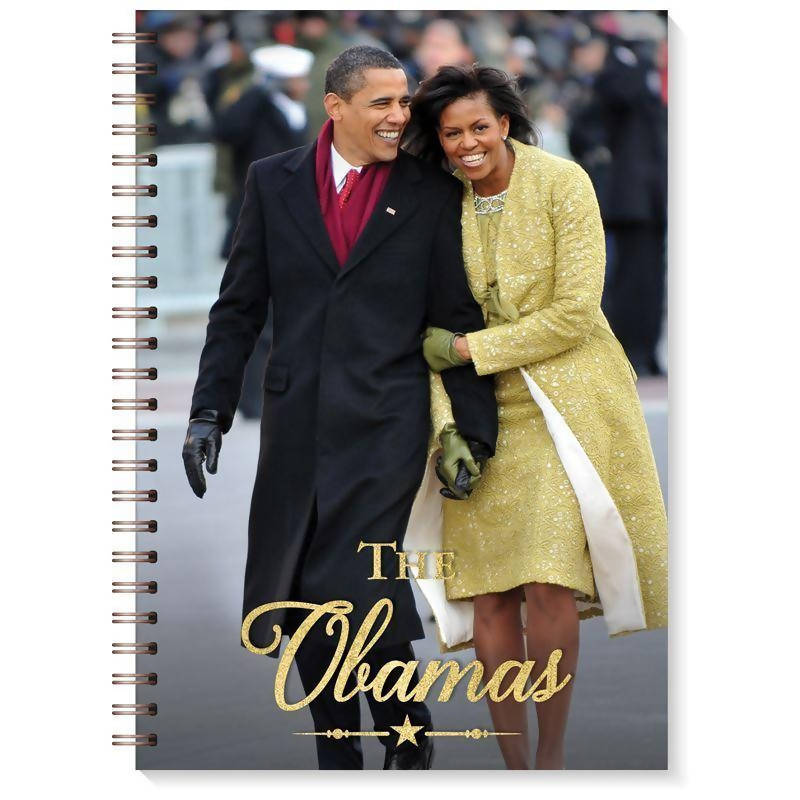 The Obamas 2020 African American Journal