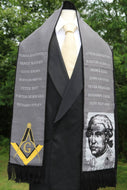 Founding Father HD Woven Scarf