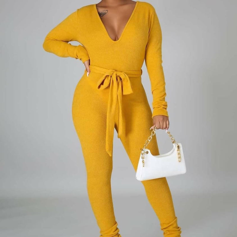 New Vibes Ladies Jumpsuit