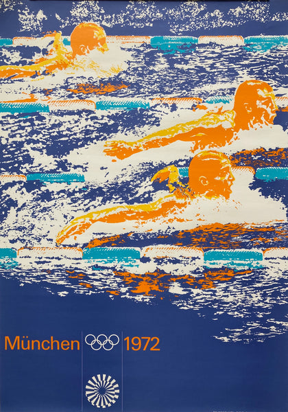 1972 Munich - Swimming