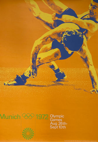 1972 Munich - Wrestling