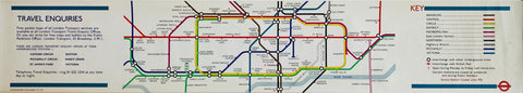 Travel Enquiries Carriage Map