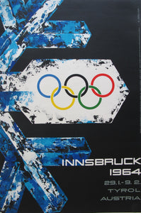 1964 Winter Olympics Innsbruck