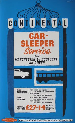 Continental Car Sleeper Service