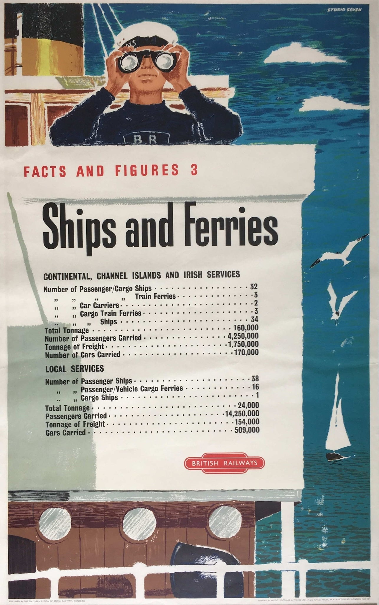Ships & Ferries