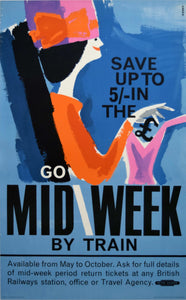 British Railways Go Mid-Week
