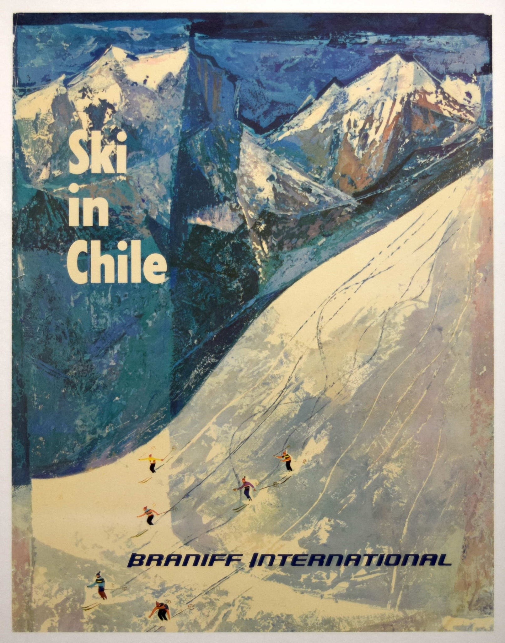Braniff International Chile