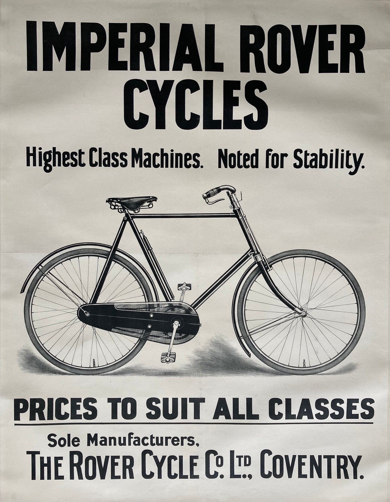 Imperial Rover Cycles