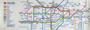 London Underground Carriage Map