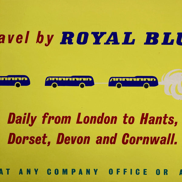 Travel by Royal Blue