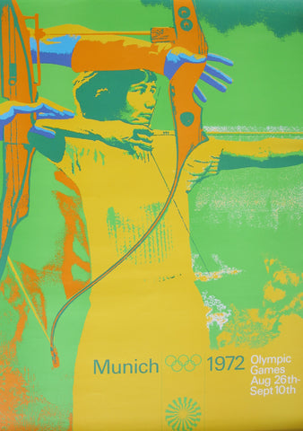 1972 Munich - Archery