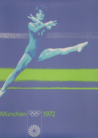 1972 Munich - Gymnastics