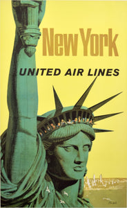 United Air Lines New York