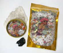 Load image into Gallery viewer, Sweet Relaxation Magensium Floral Salt Bath