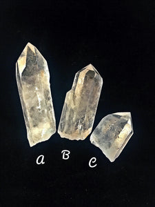 Crystal Magick - Clear Quartz