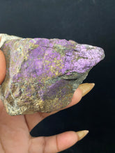 Load image into Gallery viewer, *Rare* Rough Purpurite Specimen
