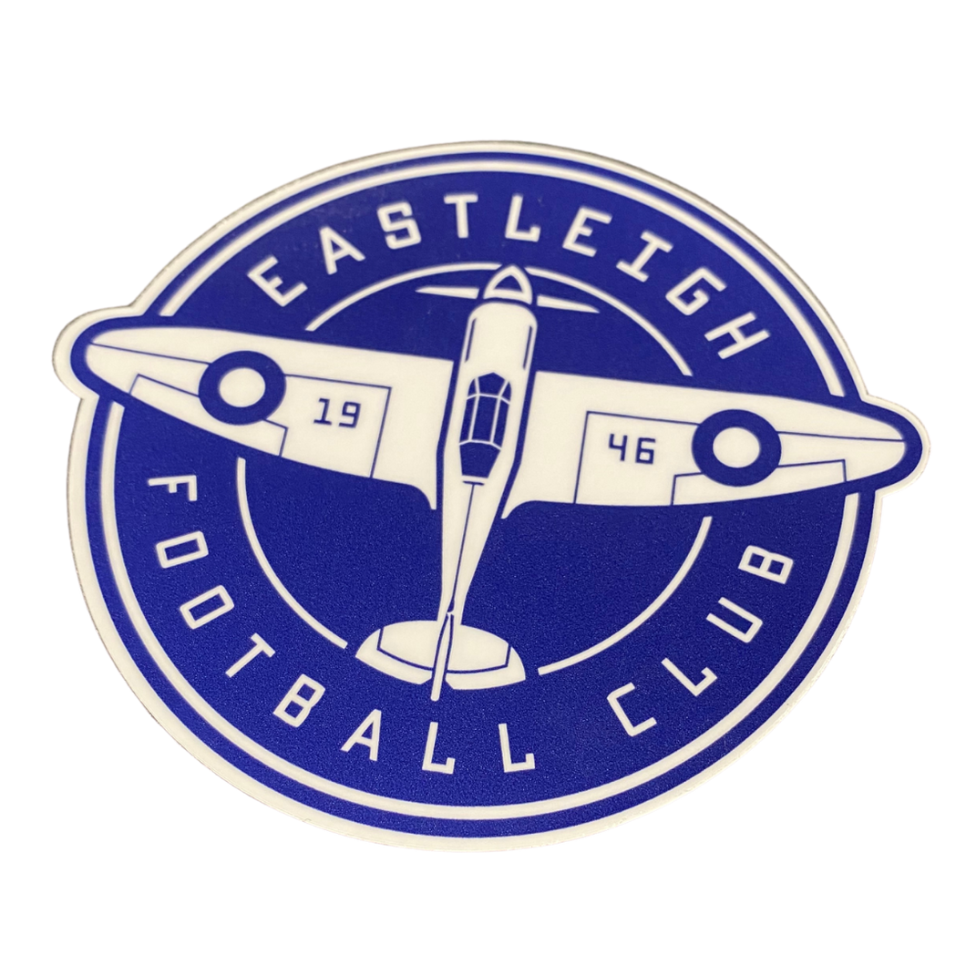 Eastleigh FC Window Sticker