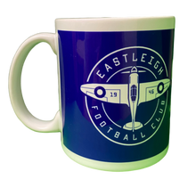 Load image into Gallery viewer, Eastleigh FC Mug - WE ARE EASTLEIGH DESIGN