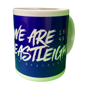 Eastleigh FC Mug - WE ARE EASTLEIGH DESIGN