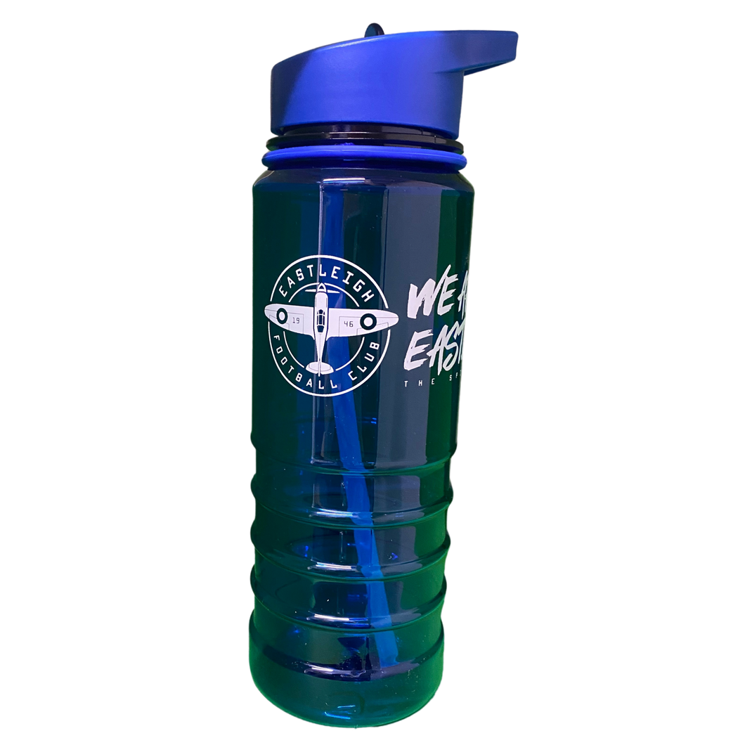 Eastleigh FC Water Bottle - We Are Eastleigh Design