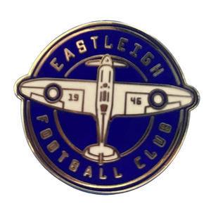 Eastleigh FC Pin Badge