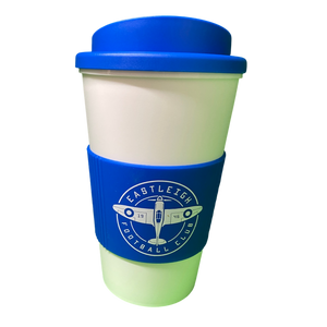 Eastleigh FC Reusable Travel Mug