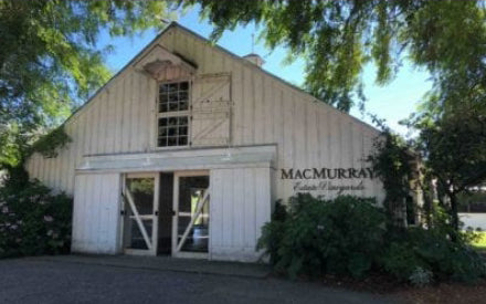 Look! What's on Tap? MacMurray Estate Vineyards