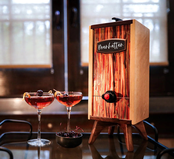 The Manhattan--Limited Edition Wine Nook