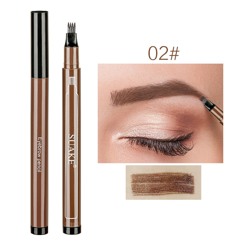 Makeup Sketch Liquid Eyebrow Pencil