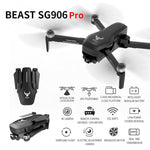 SG906 Pro GPS 5G WIFI FPV With Two-Axis Gimbal 4K Camera Brushless Selfie Foldable GPS/Optical Drone