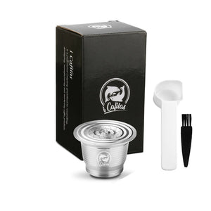 Vip Link Coffee Capsule For Nespresso Refillable Pod