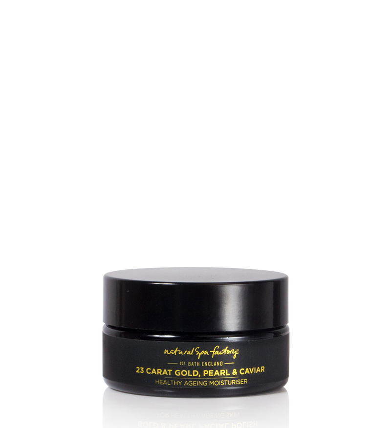 GOLD, PEARL & CAVIAR MOISTURISER (50ML) - FOR HEALTHY AGEING