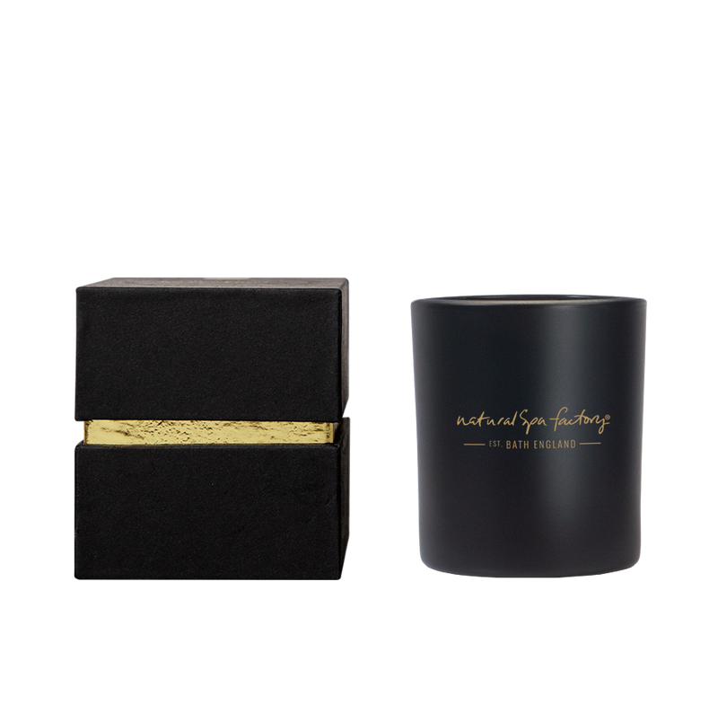 Amber Noir Candle (220g)