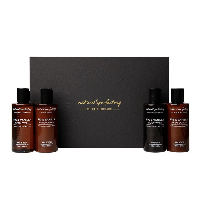 Wash and Glow Gift Set