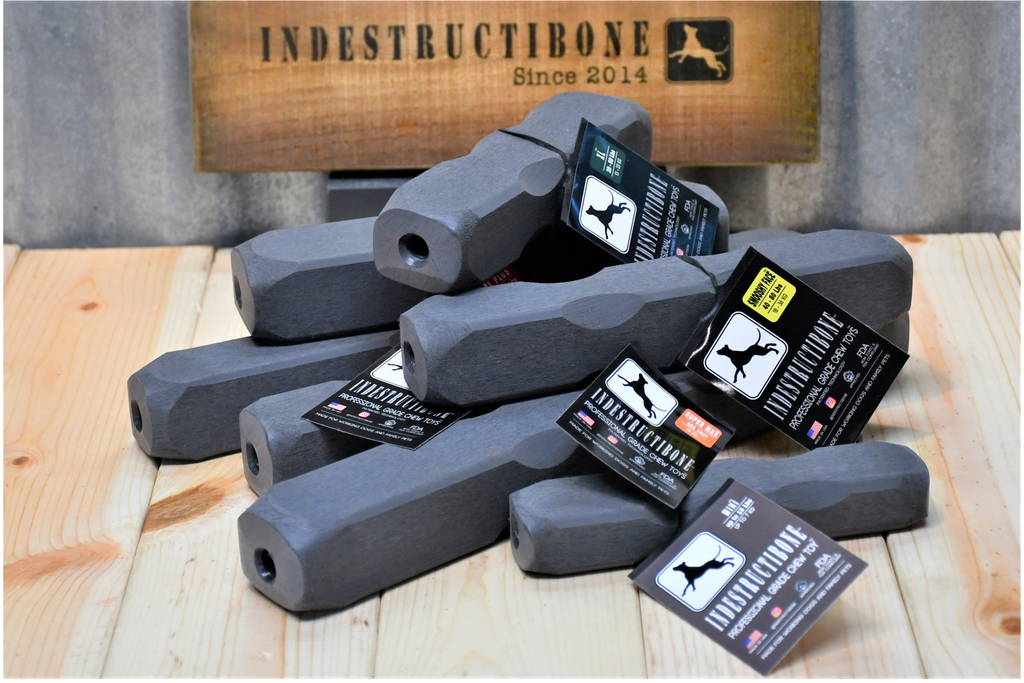 The Everything Kennel Pack - Indestructibone™ Professional Grade - 7 sizes - Bulletproof Pet Products Inc