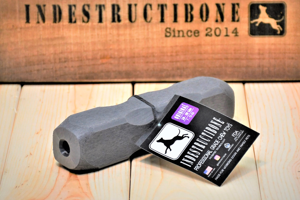 Indestructibone™ Professional Grade Original - Dogs 16-29lbs - Bulletproof Pet Products Inc