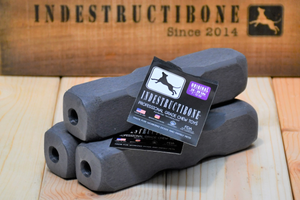 Indestructibone™ Professional Grade Original 3 pack  - Dogs 16-29 lbs. - Bulletproof Pet Products Inc