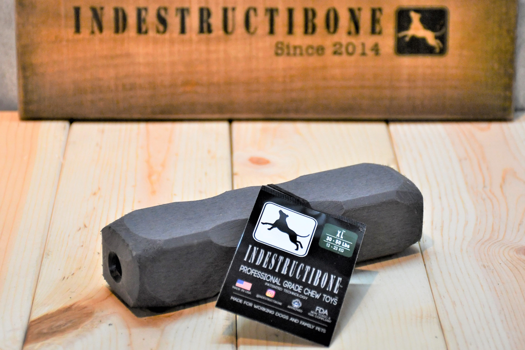 Indestructibone™ Professional Grade XL - Dogs 30-50 lbs. - Bulletproof Pet Products Inc