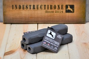 Indestructibone Professional Grade Mini 3 Pack - For dogs up to 15 lbs. - Bulletproof Pet Products Inc