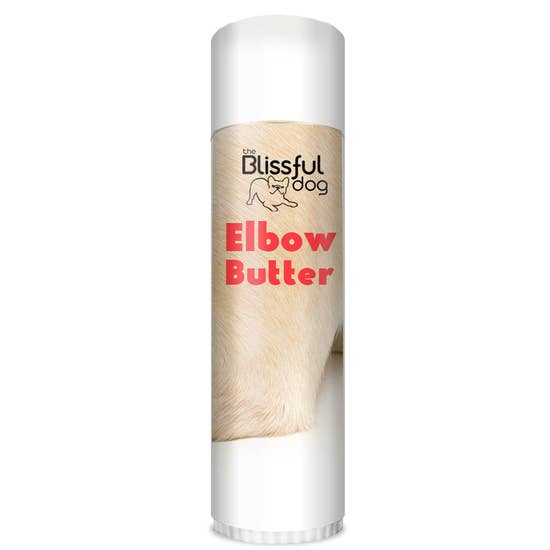 The Blissful Dog - Elbow Butter for Dog Elbow Calluses .50 oz tube - Bulletproof Pet Products Inc