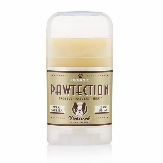 NATURAL DOG COMPANY ORGANIC PAWTECTION - 2 oz. STICK - Bulletproof Pet Products Inc