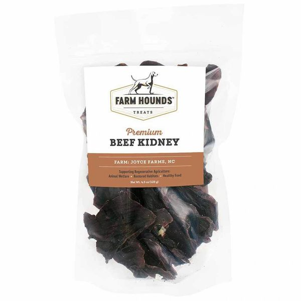 FARM HOUNDS BEEF KIDNEY - 100% GRASS FED BEEF - Bulletproof Pet Products Inc