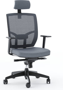 TASK CHAIR, GREY