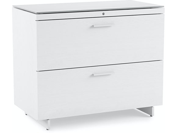 LATERAL FILE, WHITE